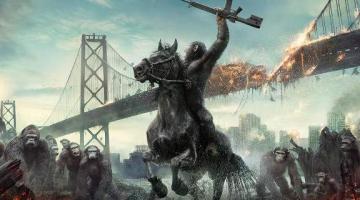 Το τρέιλερ του blockbuster «Ο πλανήτης των Πιθήκων» μας προετοιμάζει για επική μάχη