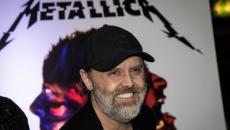 Έγινε ιππότης ο Λαρς Ούλριχ των Metallica