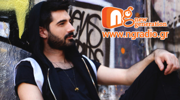 Ο Δημήτρης Βοζαΐτης δίνει συνέντευξη στον NGradio.gr
