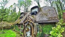 Ένα απίστευτο σπίτι Hobbit στη Σκωτία