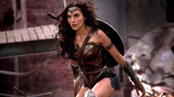 'Wonder Woman' Is Most Tweeted Movie of 2017