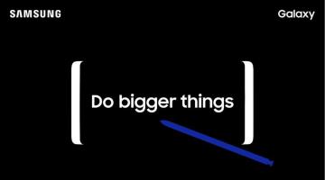 To Galaxy Note 8 θα παρουσιαστεί επίσημα στις 23 Αυγούστου στη Νέα Υόρκη