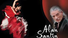 Ο μοναδικός Alan Santin έρχεται στη πισίνα του Da Vinci να φέρει άρωμα φλαμένκο αυτό το καλοκαίρι.