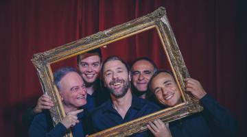 TANGO in Concert  Η Συμφωνική Ορχήστρα & το quinteto TANGartO στην Τεχνόπολη