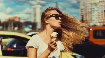 H συναρπαστική ιστορία του παγωτού!