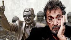 Ο Αλ Πατσίνο στον ρόλο του θρυλικού προπονητή Τζόι Πατέρνο