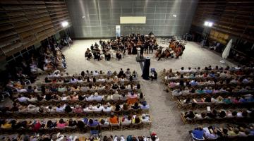 Summer Concert Η Συμφωνική Ορχήστρα του δήμου Αθηναίων στο αίθριο του Μουσείου Μπενάκη
