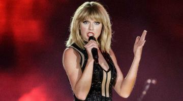 Taylor Swift Announces New Album—Reputation
