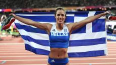 Χρυσό μετάλλιο η Κατερίνα Στεφανίδη στο Παγκόσμιο Πρωτάθλημα