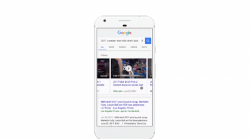 Can't Find The Right Video? Google Will Now Autoplay 6-Second Previews Via Mobile Search