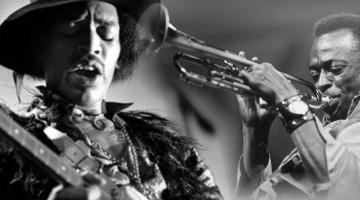 Miles Davis – Jimi Hendrix. Δύο θρύλοι της μουσικής μαζί.