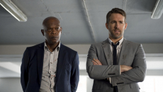 Review Samuel L. Jackson and Ryan Reynolds go on a lame, violent Eurotrip in 'The Hitman's Bodyguard'