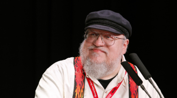 Yes, George R.R. Martin watches 'Game of Thrones.' No, he's not caught up on Season 7