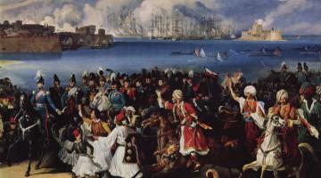 Οι Έλληνες κατά τον Κριμαϊκό πόλεμο