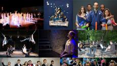 Αντίστροφη μέτρηση για το Φεστιβάλ Κολωνού. Απόψε ανοίγει η αυλαία με την οπερέτα «Η ωραία Ελένη»!