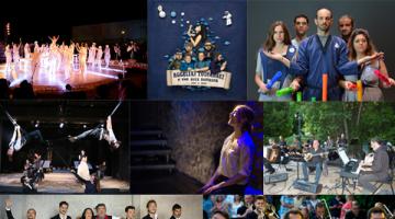 """Αντίστροφη μέτρηση για το Φεστιβάλ Κολωνού. Απόψε ανοίγει η αυλαία με την οπερέτα """"Η ωραία Ελένη""""!"""