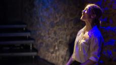 Το Μόνον της Ζωής του Ταξείδιον του Γ. Βιζυηνού σε σκηνοθεσία Δήμου Αβδελιώδη  στο Φεστιβάλ Κολωνού