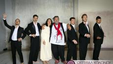 Η μουσική παράσταση του Σταμάτη Κραουνάκη στο Φεστιβάλ Κολωνού