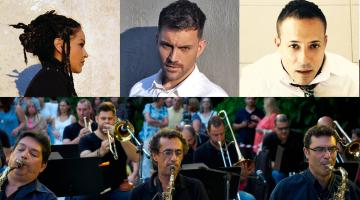 Αυλαία για το Φεστιβάλ Κολωνού με την Athens Big Band