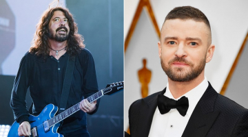 Dave Grohl Reveals Justin Timberlake as Mystery Foo Fighters Collaborator