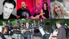 Το Εργαστήρι Ελληνικής Μουσικής του δήμου Αθηναίων συναντά 4 φίλους επί Κολωνώ