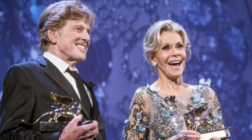 Φεστιβάλ Βενετίας: Χρυσός Λέοντας για την Τζέην Φόντα και τον Ρόμπερτ Ρέντφορντ