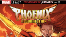 Ahead of Her Movie Spotlight, Marvel Resurrects 'X-Men' Comic Book Phoenix