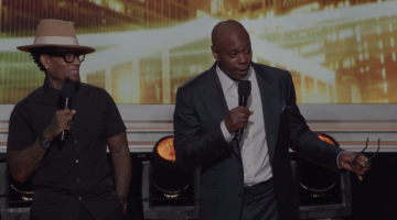 Watch Dave Chappelle, Tracy Morgan, and More in the New Trailer for Def Comedy Jam's 25th Anniversary Special