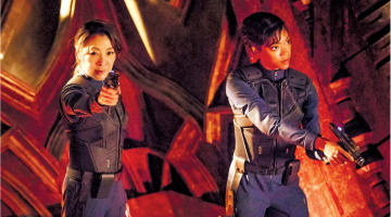 'Star Trek: Discovery': These fearless female leaders run a tight ship
