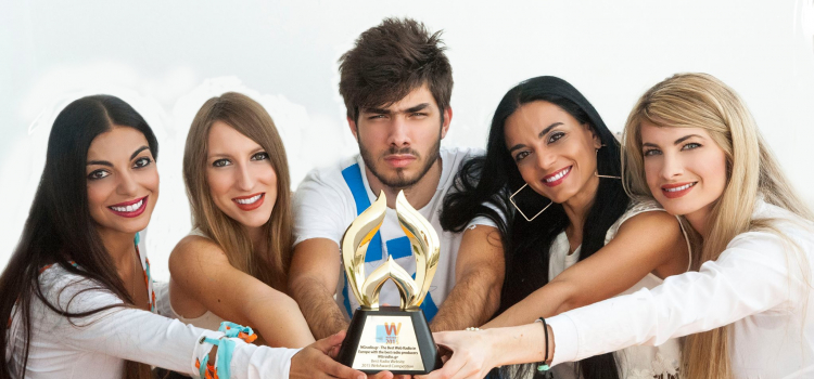 NGradio.gr – Big winner of 2017 WEBAWARDS