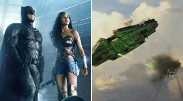 'Justice League' Trailer, 'Star Wars: The Last Jedi' Anticipation Dominate Social Media Chatter