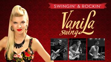 Οι Vanila Swing live @ Husk