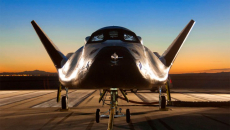 Dream Chaser successfully completes it's first flight