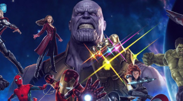 To τρέιλερ για το «Avengers: Infinity War» είναι εδώ!