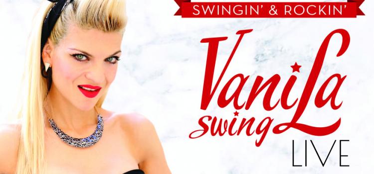 Οι Vanila Swing live PARTY @ Scherzo | Σάββατο 22/11