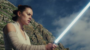 Why Daisy Ridley didn't like her 1st 'Star Wars' performance