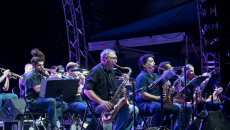 Μεγάλοι ενορχηστρωτές της Jazz από την Big Band του δήμου Αθηναίων Αφιέρωμα στον Sammy Nestico