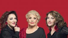 Μαρινέλλα – Ελένη Βιτάλη – Γλυκερία «Γυνακαία Υπόθεση» από 16 Δεκεμβρίου στο ΓΚΑΖΙ LIVE!
