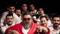 O Σταμάτης Κραουνάκης παρουσιάζει στη «Σφίγγα» τη Σπείρα Σπείρα! Από Δευτέρα 6 Νοεμβρίου και κάθε Δευτέρα!