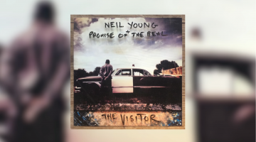 Neil Young, Promise of the Real Announce New Album 'The Visitor'