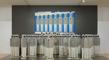 Για μικρά και μεγάλα παιδιά, Γιάννης Γαΐτης  Τα «ανθρωπάκια» του Γιάννη Γαΐτη  στο Κέντρο Τεχνών δήμου Αθηναίων