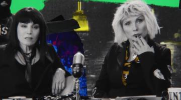 Νέο βίντεο κλιπ από τους Blondie με συμμετοχή της Joan Jett