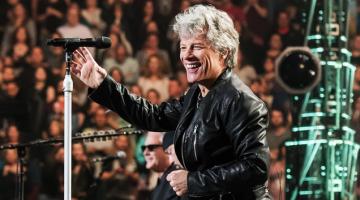 Οι Μπον Τζόβι (Bon Jovi) εντάχθηκαν στο Rock N Roll Hall Of Fame του 2018!