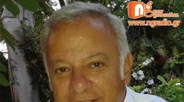 Ο Γιώργος Μπουγελέκας δίνει συνέντευξη στον NGradio