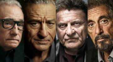 Ούτε ο ίδιος ο Σκορσέζε (Scorsese) αναγνώρισε τον Aλ Πατσίνο (Al Pacino) στο πλατό της νέας τους ταινίας