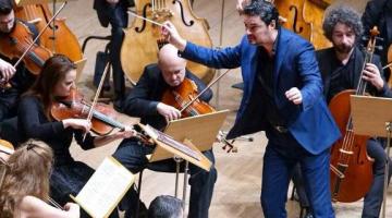 Ο μαέστρος της Καμεράτα Γιώργος Πέτρου υποψήφιος για Grammy
