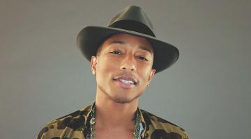 Ο Pharrell Williams ταξιδεύει στο μέλλον