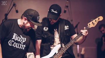 Αυτή την Παρασκευή Δημήτρης Μεντζέλος & Prejudice Reborn μαζί με πολλούς guests σε ένα μοναδικό Rock Rap Heavy Live Happening @ ΚΥΤΤΑΡΟ