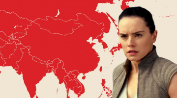 Why Disney's 'Last Jedi' Mind Trick Isn't Working in China