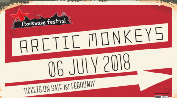 Είναι επισημοποιημένο: οι «Αrctic Monkeys» για πρώτη φορά στην Ελλάδα στο «Rockwave 2018»